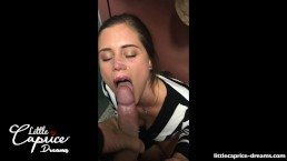 Get Fucked In The Cinema Center – Little Caprice