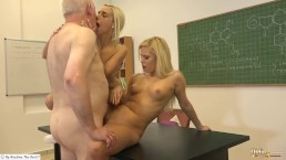3some – Naughty Students
