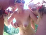 Forest Gangbang With Noire, June 4, 2017, Sample #1
