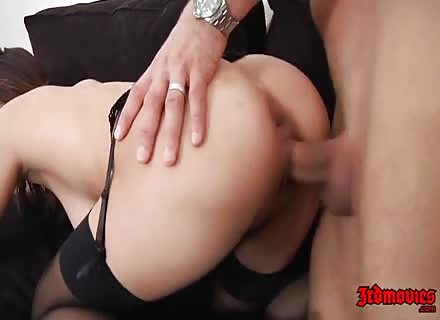 Big Cock Filling Ashley's Booty